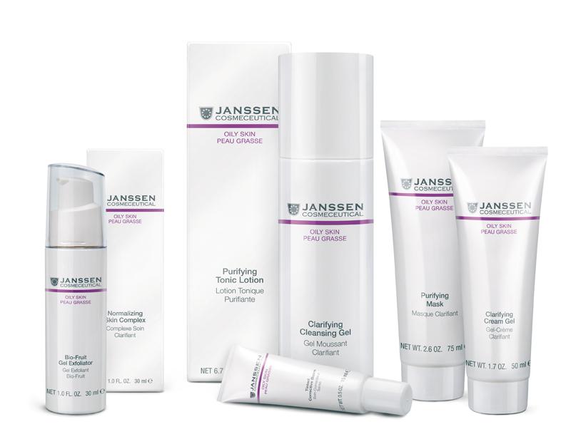Webshop Janssen Cosmetics