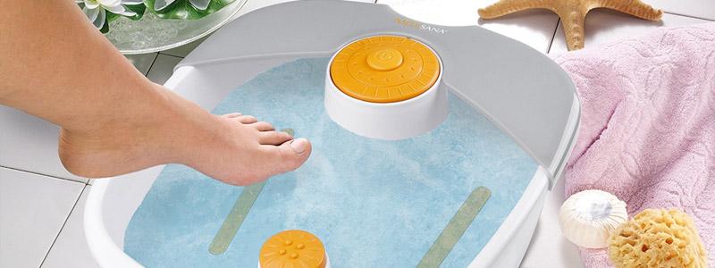 cosmetische voet behandeling